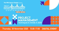 The 4th Project Management Conference: Digital Edition