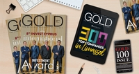 GOLD Magazine: 100th Issue