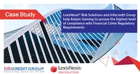 Kaizen Gaming Fortifies Screening Procedures With Lexisnexis® WorldCompliance™ Data
