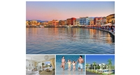 'Leptos Aegean Blue Apartments' First Two Phases Crowned with Success