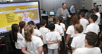 Students Visit MTN Facilities to Celebrate World Telecommunications Day
