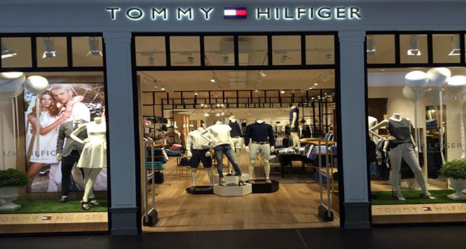 Tommy Hilfiger is one of the world's leading premium lifestyle brands. The brand celebrates the essence of Classic American Cool and provides a refreshing twist to the preppy fashion genre. Visit us for: Men's Apparel, Women's Accessories, Women's Apparel Find More Shops in: Department Store, Men's Wear & Accessories, Women's Wear & Accessories.