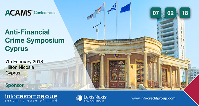 Infocredit Group and LexisNexis Risk Solutions Sponsor the