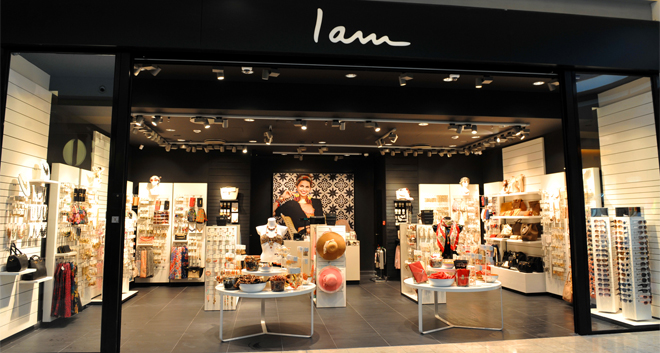 I am jewellry and accessories opens at the mall of cyprus for Accessoires shop
